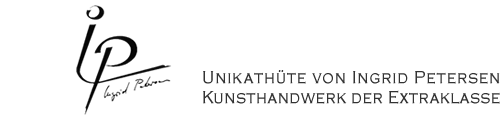 Hutatelier Ingrid Petersen Logo